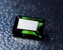 0.95 Cts Beautiful, Superb  Green Tourmaline Gemstone