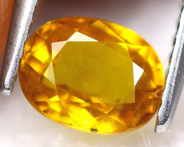 Yellow Sapphire 1.36Ct Natural Golden Yellow Sapphire A2102