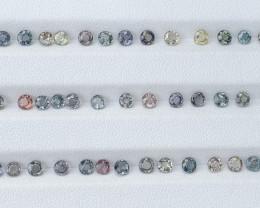 10.80 Carats Sapphire Gemstones Parcels