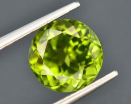 3.85 Ct Untreated Green Peridot T