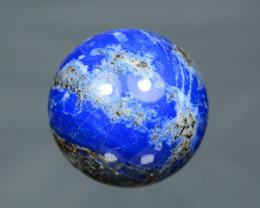 1196 Cts Genuine Lapis Lazuli Healing Sphere Afghanistan