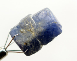 40 Ct Top Quality Sapphire Crystal From Madagascar