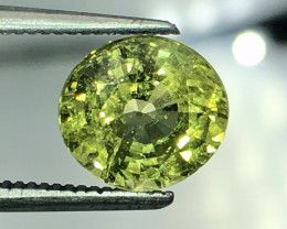 Certified 2.77 Ct Natural Mali Rarnet Mind Blowing Fire
