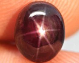 4.66 Carat Fiery Star Ruby - Beautiful