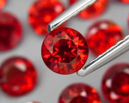 25 Red Garnet - 8.82 cts