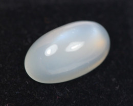 6.15ct  Natural White MoonStone Cabochon Lot V5289