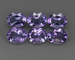10.25 CTS GENUINE NATURAL ULTRA RARE LUSTER PURPLE AMETHIYST GEM!!