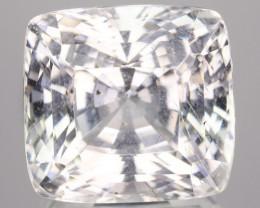 ~RARE~ 4.60 Cts Natural Sparkling Danburite Cushion Danbury-USA
