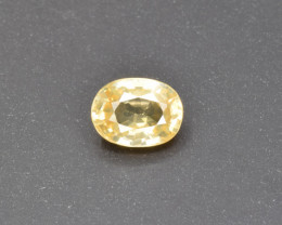 Natural Zircon 0.86 Cts Top Luster Gemstone