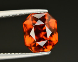 Natural 3.95 Ct Fancy Shape Hessonite Garnet Gemstone