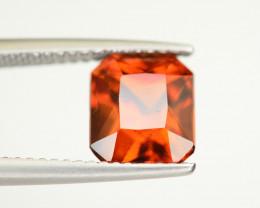Natural 3.40 Ct Fancy Shape Hessonite Garnet Gemstone