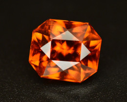 Natural 3.15 Ct Fancy Shape Hessonite Garnet Gemstone