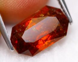 Spessartite 3.83Ct Natural Orange Spessartite Garnet D2205