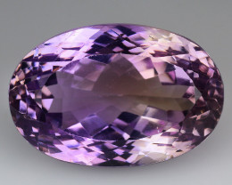 17.98 CT BOLIVIAN AMETRINE TOP CLASS LUSTER GEMSTONE AM4