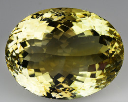 30.50 CT NATURAL CITRINE TOP QUALITY GEMSTONE C15