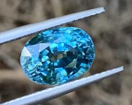 7.38 Carats Zircon Gemstones