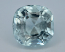 Top Grade 7.10 ct Natural Fancy Cut Aquamarine
