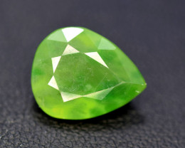 NR Auction 4.85 cts Beautiful Grasolar Idocrase Cabochon