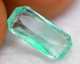 Nigeria Emerald 1.83Ct Natural Green Emerald from Nigeria MC41