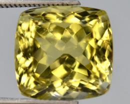 12.82 Cts Lemon Quartz Brilliant Color and Luster ~ LQ20