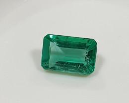 0.7ct Emerald Octagon6.5x4.3mm  (SKU 111)