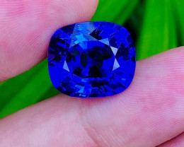 **ATTENTION COLLECTORS** 15.97ct Lab Certified IF Natural Tanzanite