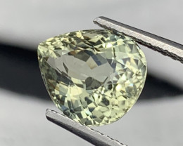"""""""NR""""5.65 Cts!Amazing  Quality Natural Faint Green Color Tourmaline"""