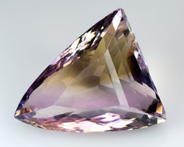 18.60 Ct Natural Ametrine Top Quality Gemstone. AM 36