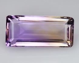 12.40 Ct Natural Ametrine Top Quality Gemstone. AM 38