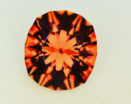 10.80 Ct Natural Fancy Cut Tourmaline Gemstone