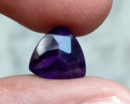 CHECKERED CUT AMETHYST TOP QUALITY 100% NATURAL GEMSTONE VA3996