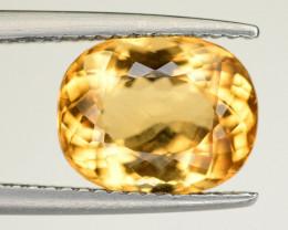 Amazing Quality 3 Ct Natural Peach Color Morganite