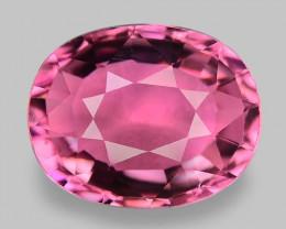 1.48 Cts Unheated Fancy  Pink Natural Tourmaline Gemstone