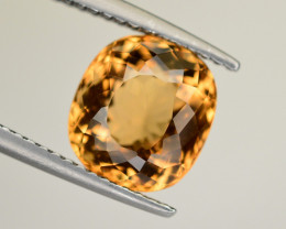 Amazing Quality 2.95 Ct Natural Peach Color Morganite