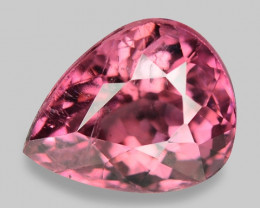 1.49 Cts Unheated Fancy  Pink Natural Tourmaline Gemstone