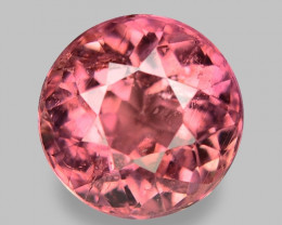 1.49 Cts Unheated Fancy  Pink Natural Tourmaline Gemstone