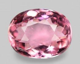 1.13 Cts Unheated Fancy  Pink Natural Tourmaline Gemstone