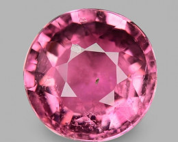 1.27 Cts Unheated Fancy  Pink Natural Tourmaline Gemstone