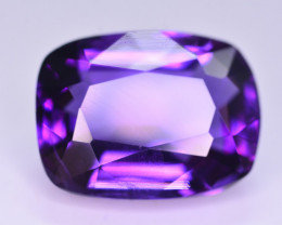 21.75 Ct Sparkling Color Natural Amethyst ~ Uruguay