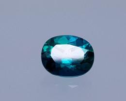 5.30Crt Green Topaz Coated Natural Gemstones JI63