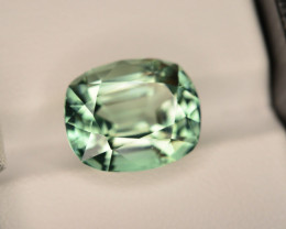 AAA Gracde 9.75 Ct Green Color Tourmaline From Afghanistan