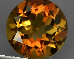4.60 CTS SUPERIOR! CHAMPION TOPAZ GENUINE ROUND EXCELLENT!!