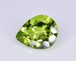 1.82 Crt Peridot Faceted Gemstone (Rk-62)