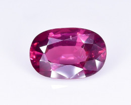 1.85 Crt Rhodolite Garnet Faceted Gemstone (Rk-62)