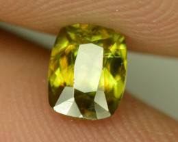 Amazing Color  Chrome Sphene from Himalayan Range
