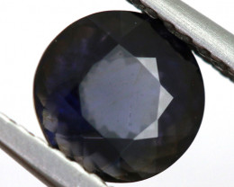 1.13 CTS  IOLITE NATURAL FACETED GEMSTONE RNG-469