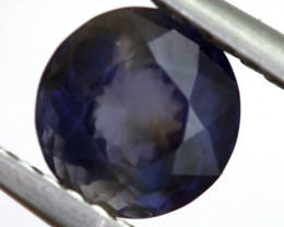 0.93 CTS  IOLITE NATURAL FACETED GEMSTONE RNG-470
