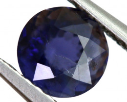 0.76 CTS  IOLITE NATURAL FACETED GEMSTONE RNG-472