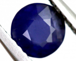 0.71 CTS  IOLITE NATURAL FACETED GEMSTONE RNG-499
