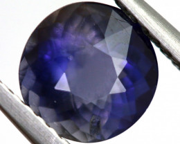 1.31 CTS  IOLITE NATURAL FACETED GEMSTONE RNG-503